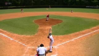 """Jason """"Wojo"""" Woszczynski Home Runs Sandy Plains Wildcats 13U 2012"""