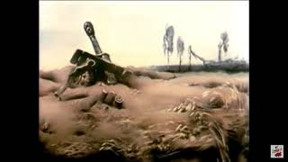 Советские мультфильмы и солдатская сказка Константин Паустовский