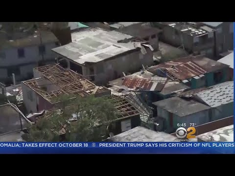 Department Of Energy Working To Get Power Restored To Puerto Rico