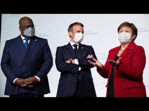 Le sommet de Paris préconise un soutien financier à l'Afrique après la crise sanitaire
