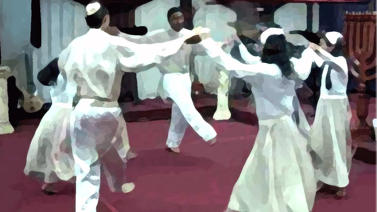 Hava Nagila Medley Danza Hebrea Youtube