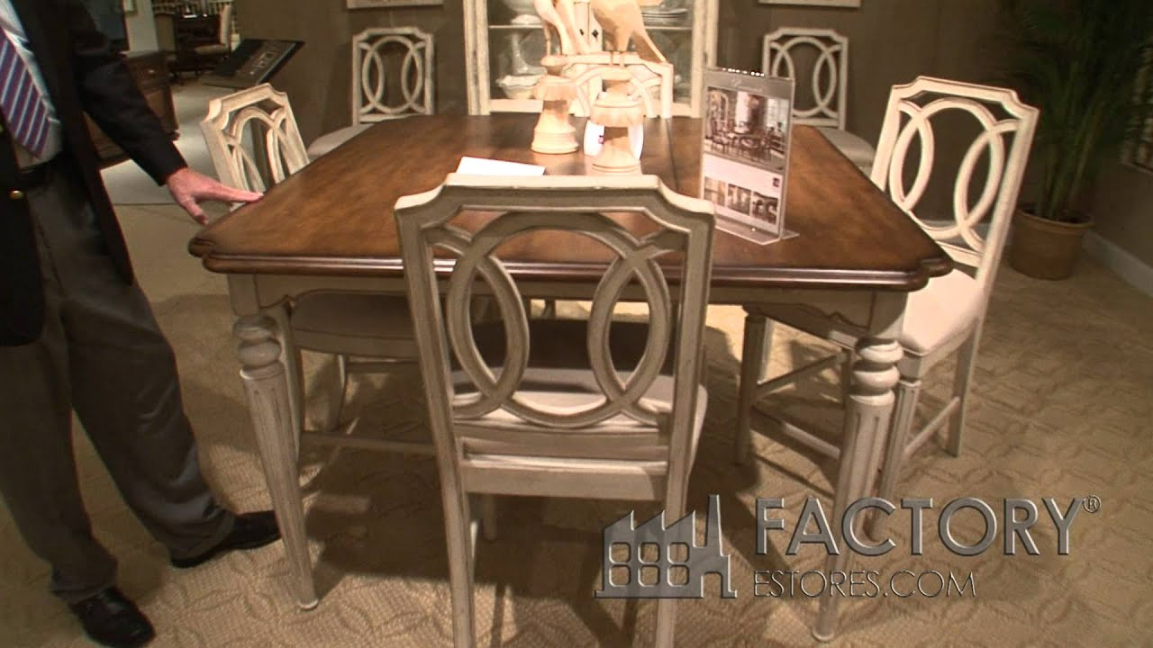 Incroyable A.R.T. Furniture Provenance Dining Collection   Factoryestores.com   YouTube
