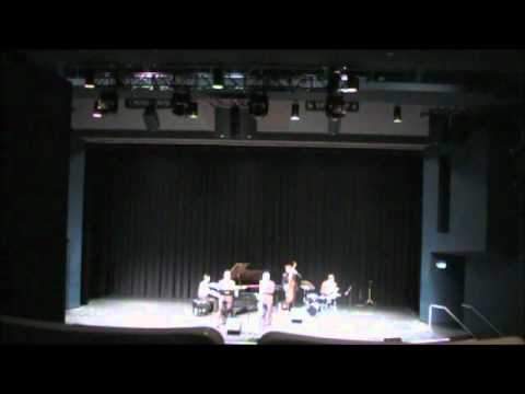 """The Pot Melts"" (aka ""Doom Groove"") - Howell and Walsh at ClarinetFest 2011"