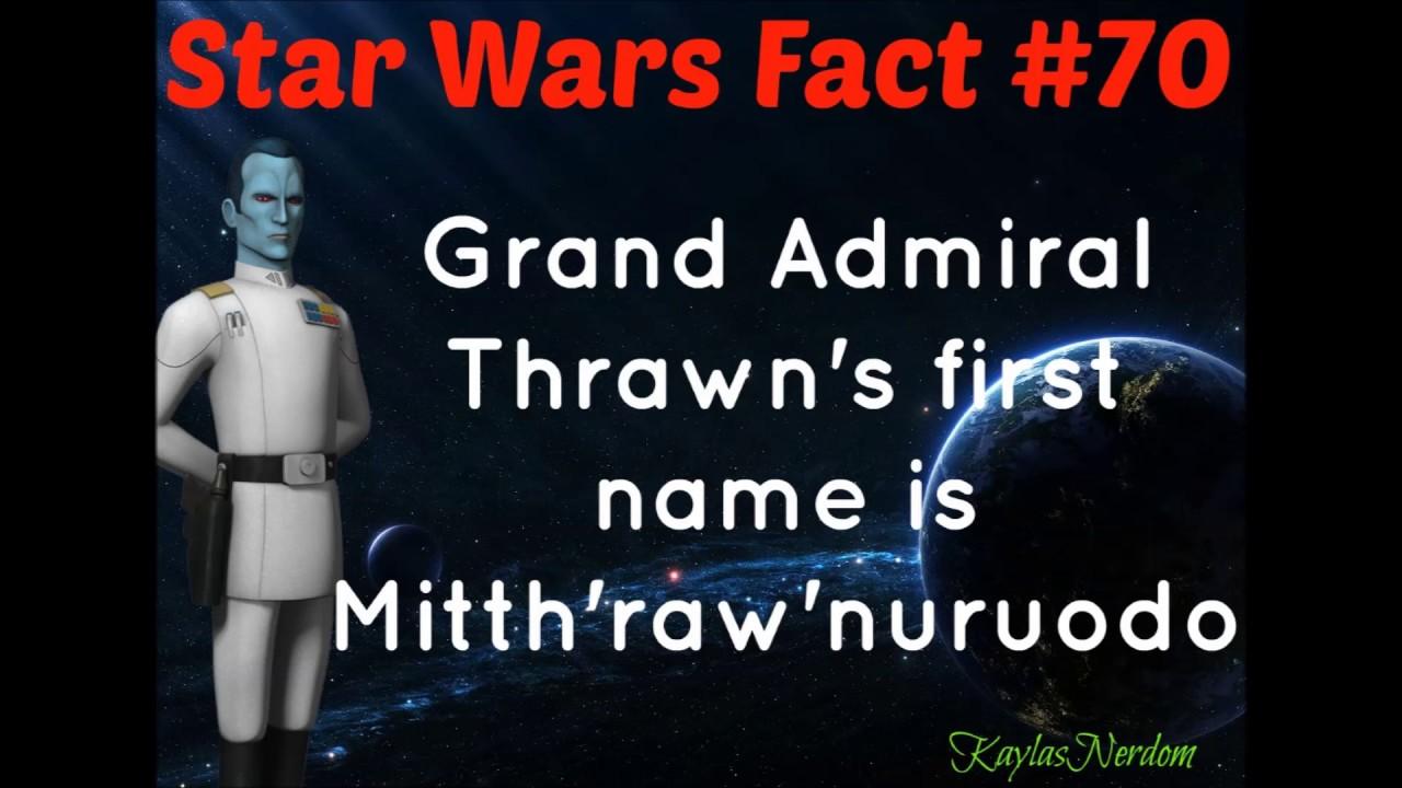 5 random star wars facts 14 youtube