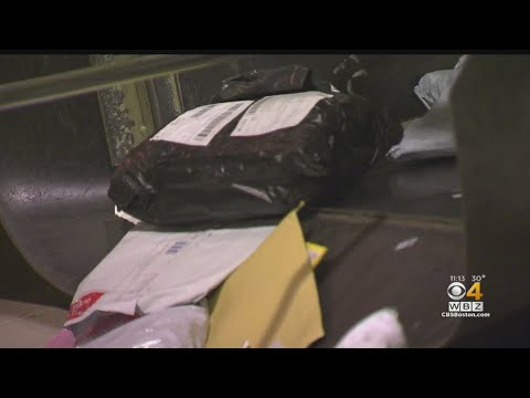 I-Team: Post Offices Confiscate Record Number Of Marijuana Packages