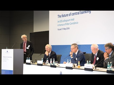 Colloquium on the future of central banking - Session 2:  The future of money and monetary policy