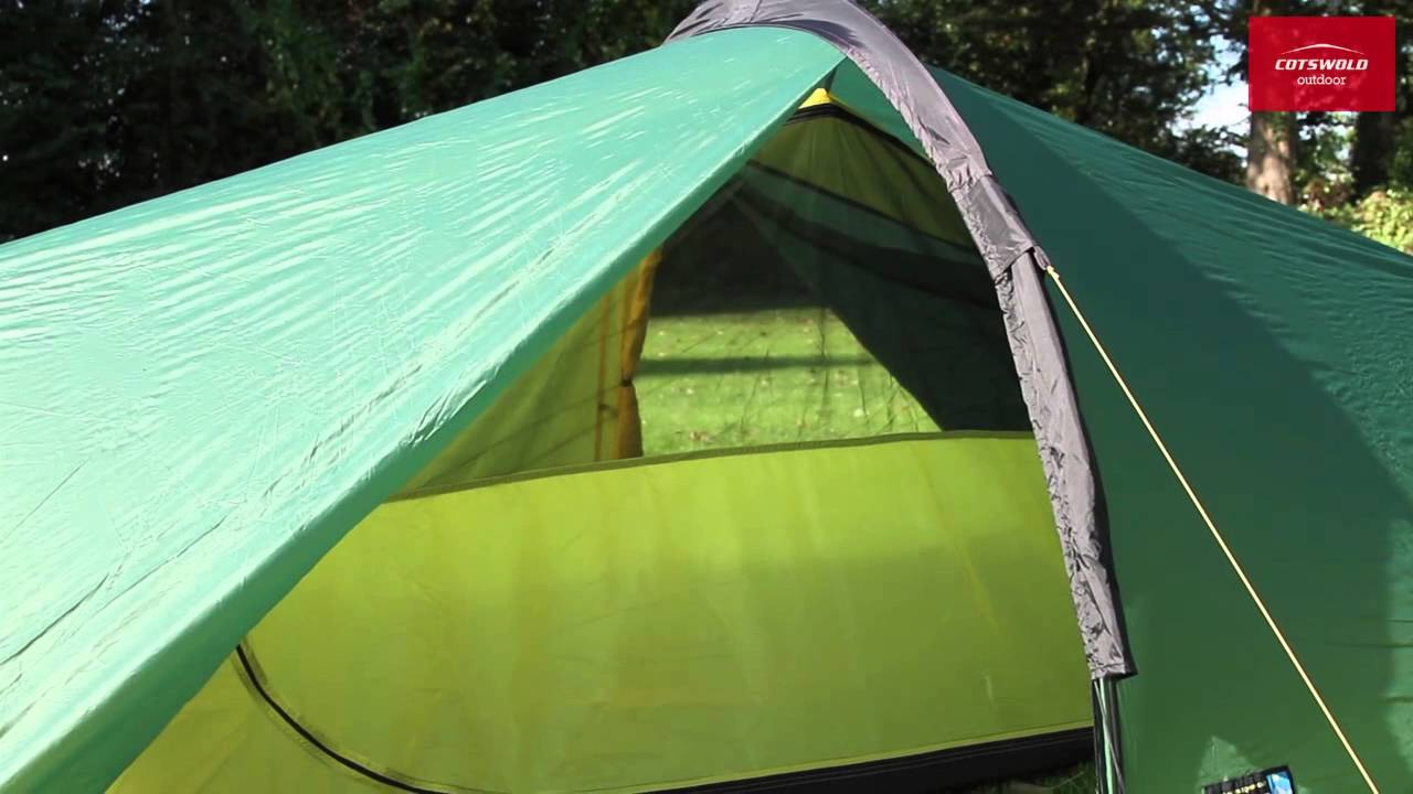 & Terra Nova Laser Comp (2 Person) Tent - YouTube