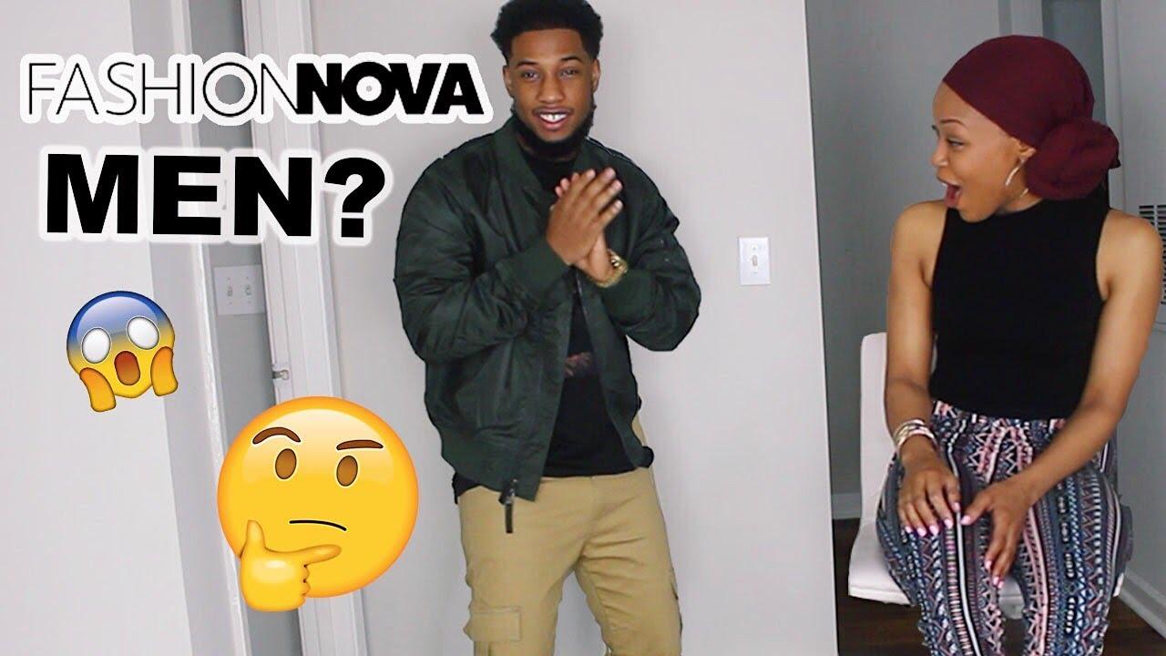 Rating My Boyfriend S New Fashion Nova Mens Outfits Hilarious