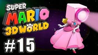 Peach ist voll die Lampe! | #15 | Super Mario 3D World