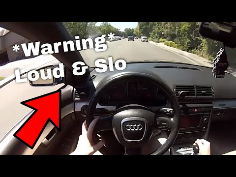 How To Remove Front Drive Shaft Audi A6 S6 Rs6 C5 Total Technik Youtube