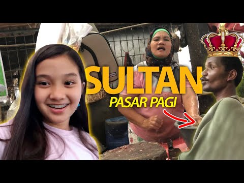 #NAYVlog I Sultan Pasar Pagi