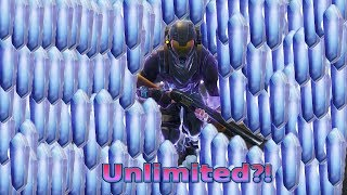 FORTNITE UNLIMITED HOP ROCKS HACK?!?! FORTNITE BATTLE ROYALE FUNNY MOMENTS AND FAILS #1