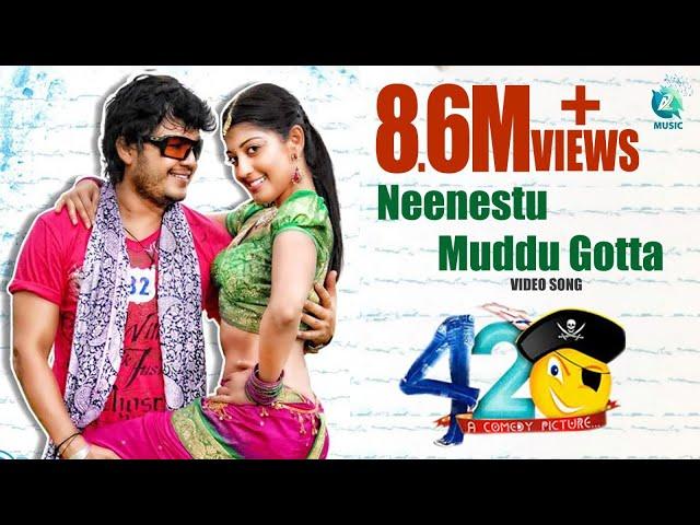 Latest Neeneshtu Full Kannada Video Song HD   Mr 420 Movie   Ganesh, Pranitha #1