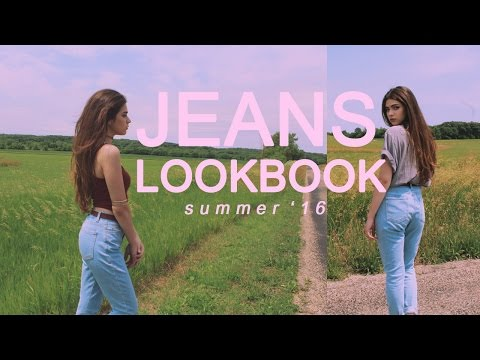 15a120ca9eb Mom Jeans Lookbook