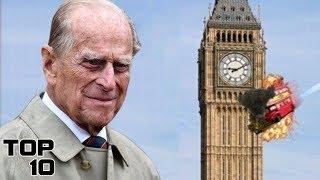 Top 10 Things That Will Happen When Queen Elizabeth's Husband Dies