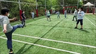 MCA Pajama Day Soccer Fun
