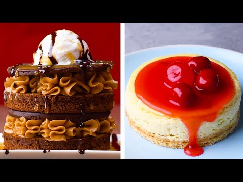 5 Fancy Desserts to Try out This Weekend! Cakes, Cupcakes and More by So Yummy