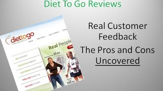 Diet To Go Reviews Customer Feedback Uncovered