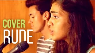 Magic - Rude (Cover) | Bruno PC ft. Mariana Figueiredo
