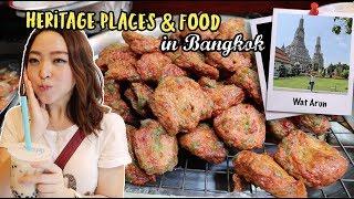 Download 1 HARI 5 TEMPAT!! HERITAGE PLACES & FOOD IN BANGKOK, THAILAND | #JennieinBangkok ep. 3