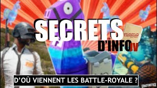 SECRETS on... THE ROYAL BATTLE! (FORTNITE, PUBG, H1Z1)