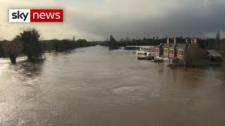Hereford among areas where more than 400 properties have been flooded