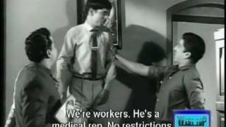 Nagesh comedy snippets in Bama Vijayam- Part 1 with English Subtitles