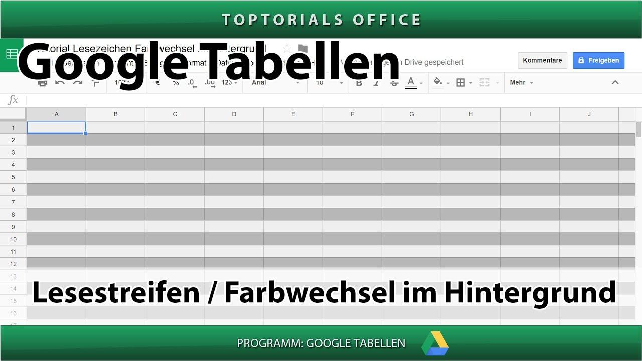 Excel hintergrund zweifarbig
