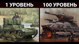 Самое большое танковое сражение !