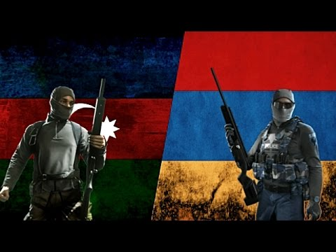 AZERBAIJAN VS ARMENIA - Military Power Comparison 2017