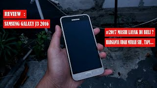 Review Samsung Galaxy J3 2016 [Indonesia]