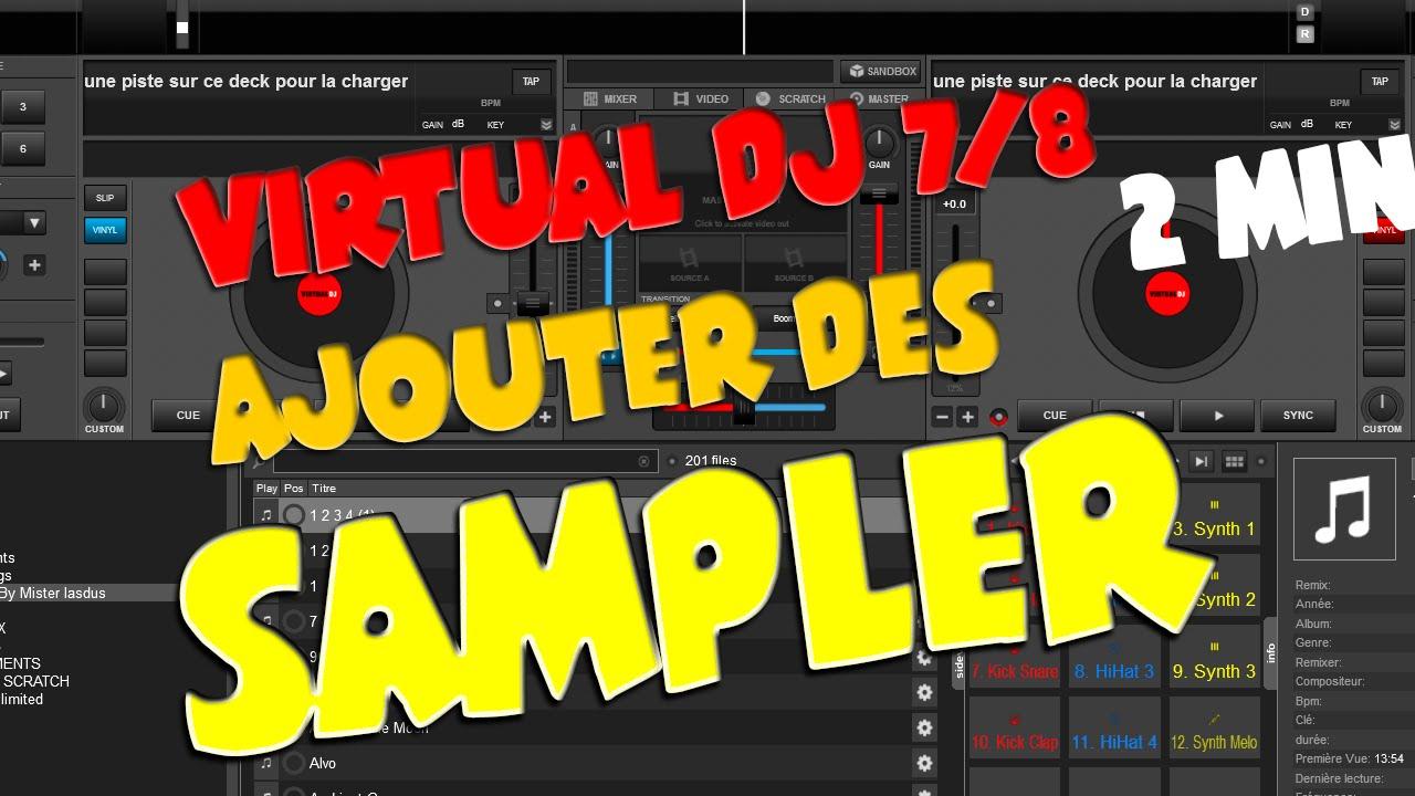 POUR DJ GRATUIT BRUITAGE GRATUITEMENT VIRTUAL TÉLÉCHARGER