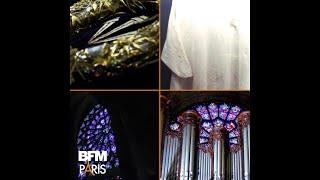 Couronne d'épines, tunique de Saint-Louis, rosaces… Les trésors de Notre-Dame sauvés des flammes