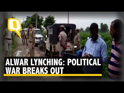 FYI PM Modi: 'Gau Raksha' Mob in Alwar Lynches Man, Two Arrested