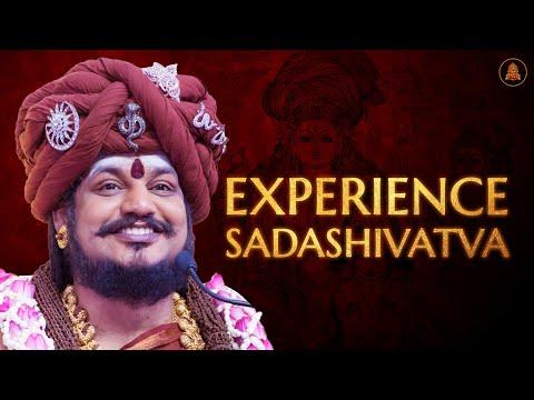 Learn How to Experience Sadashivatva in the Neurology of Reality