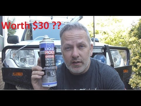 Liquimoly Diesel Engine Intake Decarb. Should you ?