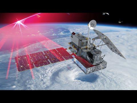 Космические лазеры СССР спалили американский Парадис?