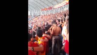 Ankara'da #Galatasaray korosu