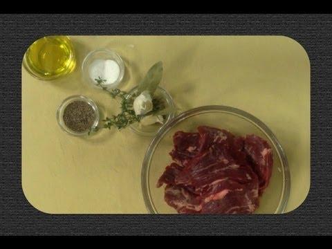 how to make fish marinade