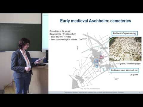 Early Medieval Burials Of Plague Victims: Examples From Aschheim And Altenerding (Bavaria, Germany)