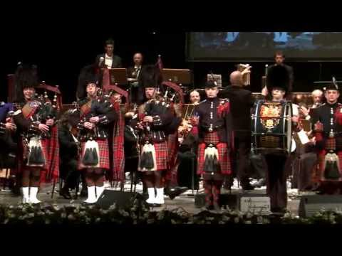 Flower of Scotland // Scots Guards - Lucca Philharmonic Orchestra // Puccini e la sua Lucca