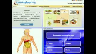 Примеры использования электронных ресурсов ЭОР на уроках биологии