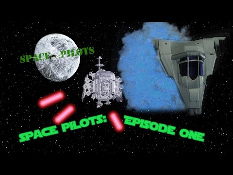"Space Pilots - ""The Pilot Episode"" (Sci-Fi Comedy)"
