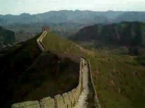 Kinesiska Muren Youtube