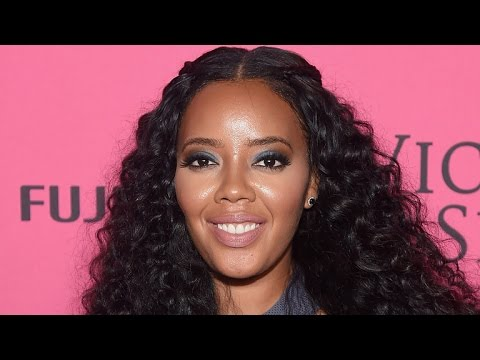 Angela Simmons Expecting First Child -- See Adorable Pregnancy Pic!
