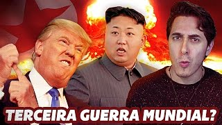 COREIA DO NORTE VAI CAUSAR A TERCEIRA GUERRA MUNDIAL?