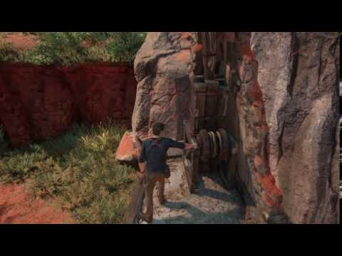 Uncharted™ 4: Treasure first ruins Madagascar in Jeep