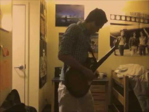 Eden Xo- Too Cool To Dance (guitar Cover)