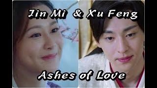 香蜜沉沉烬如霜 (Ashes of Love)- 旭凤 (Xu Feng) & 锦觅 (Jin Mi) Love Story