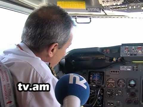 Lraber Armavia- Erevan-Aman Chvert H2 Tv Channel. Mpg